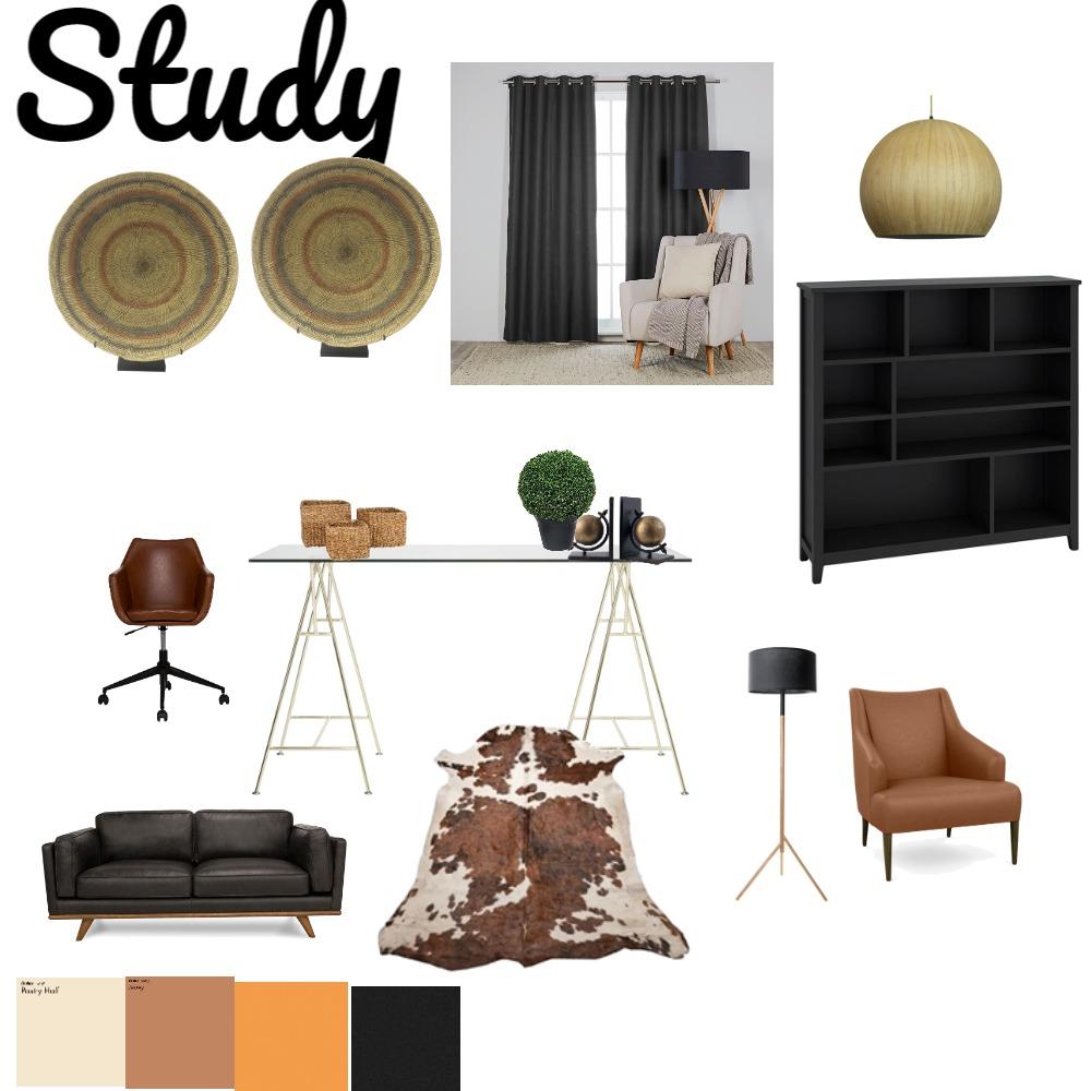 study Interior Design Mood Board by tshiamom on Style Sourcebook
