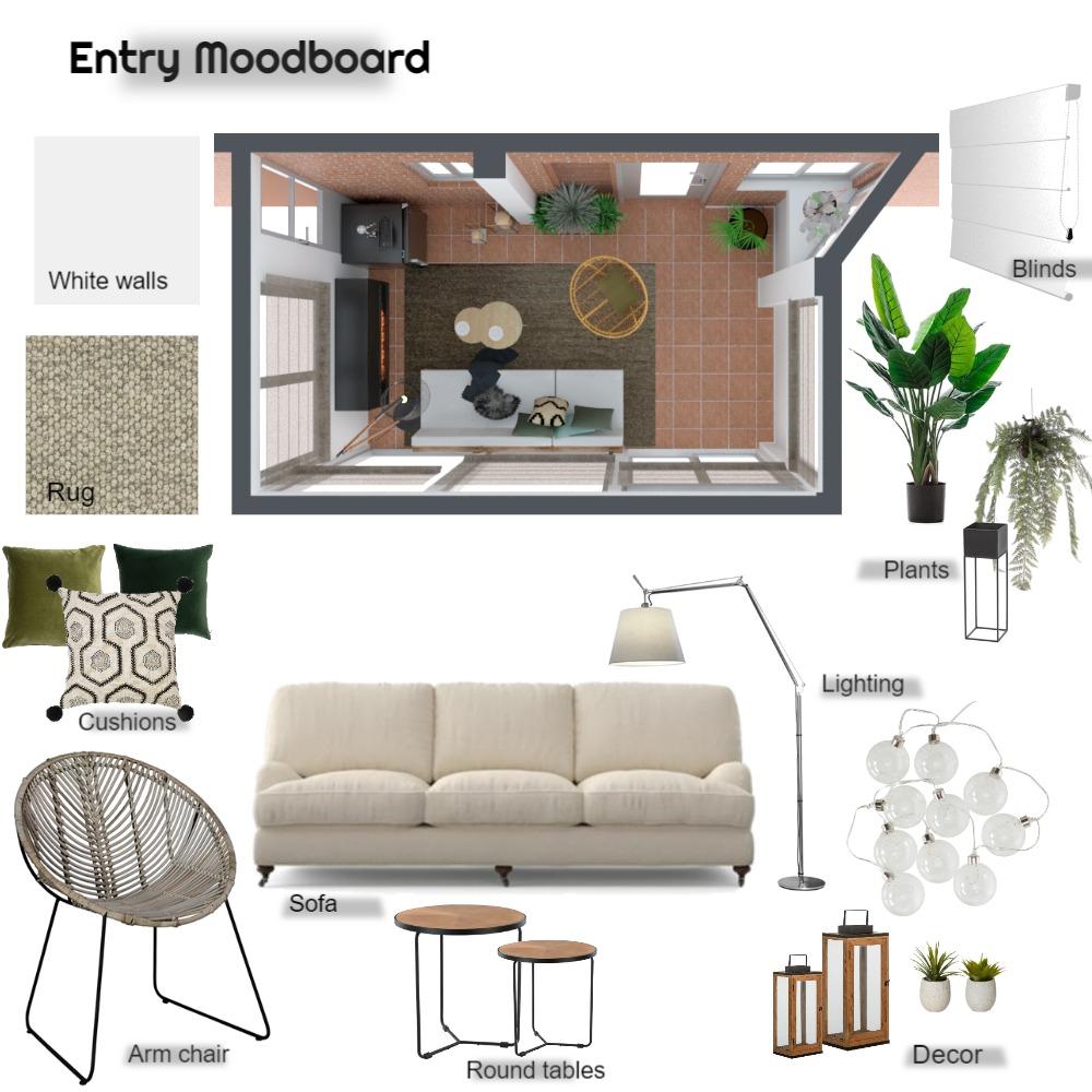 Phillipe entry Interior Design Mood Board by estudiolacerra on Style Sourcebook