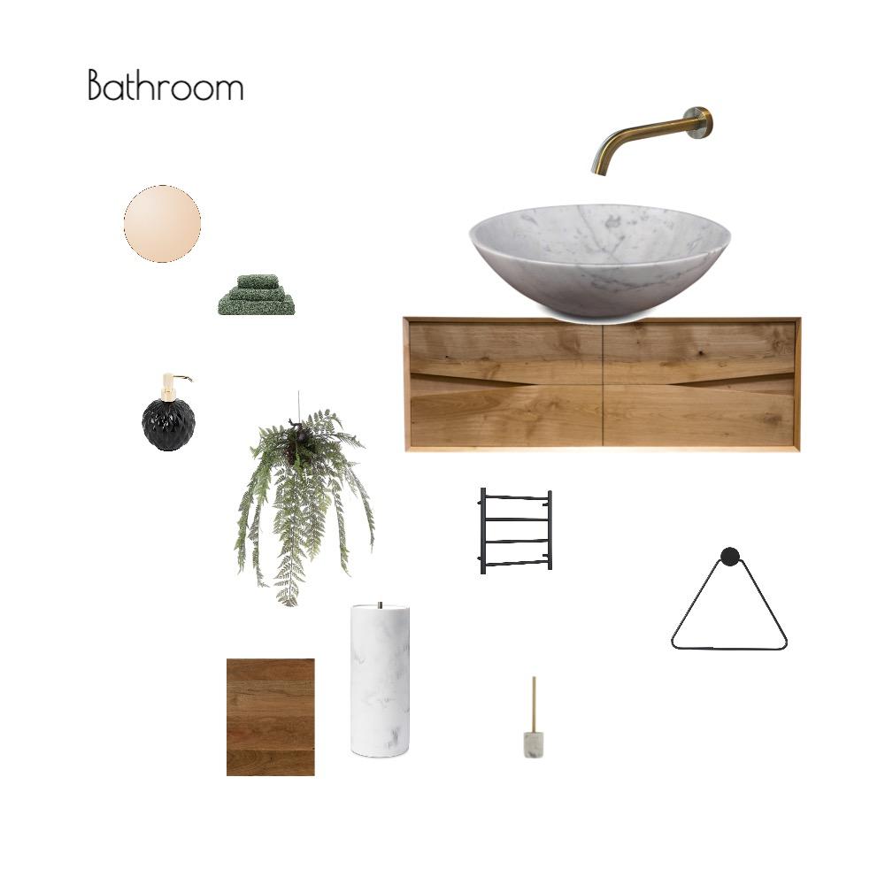 Bathroom Module 8 Interior Design Mood Board by andrea_riley on Style Sourcebook