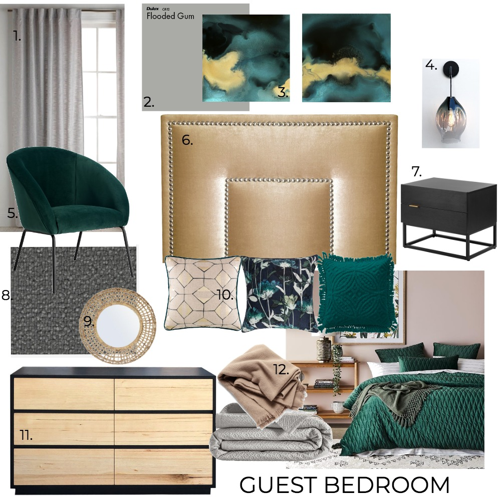 A9 Mood Board Interior Design Mood Board by Genie on Style Sourcebook
