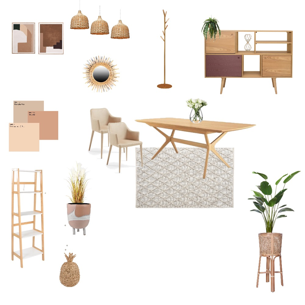 Dining1 Interior Design Mood Board by TerriHeywood on Style Sourcebook
