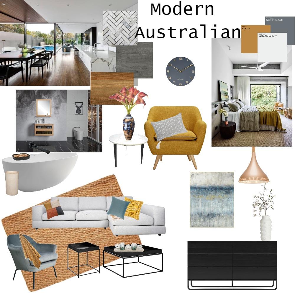 Modern Australian Interior Design Mood Board by JamieRiley on Style Sourcebook