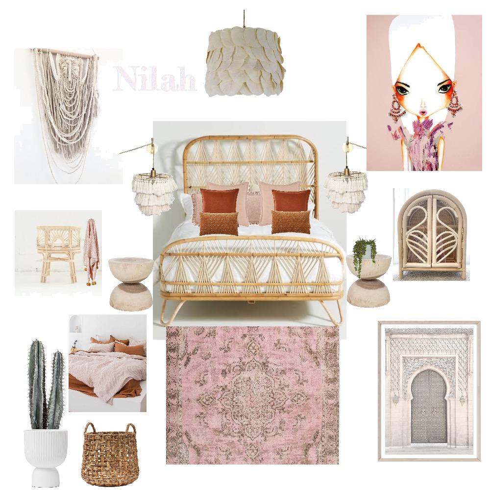 Bohemian Interior Design Mood Board by Aleciadimachki on Style Sourcebook