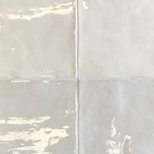 Zelij Chalk by Di Lorenzo Tiles, a Porcelain Tiles for sale on Style Sourcebook