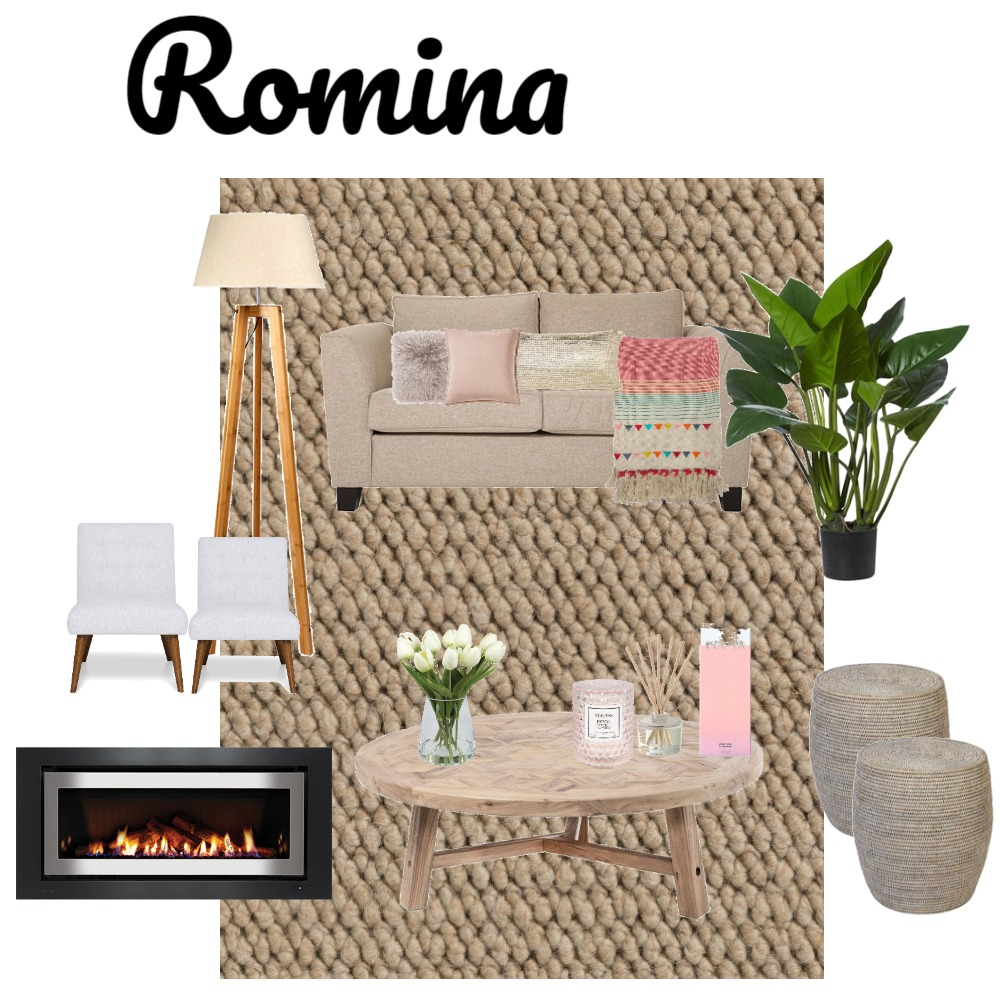 Romina Interior Design Mood Board by rominaalejandra on Style Sourcebook