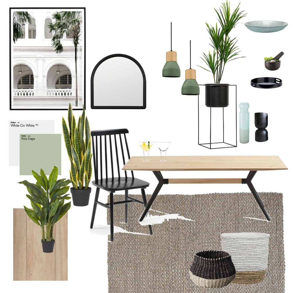 dining Interior Design Mood Board by Lauradewick on Style Sourcebook