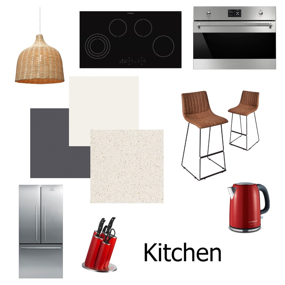 Kitchen Interior Design Mood Board by shellee_s on Style Sourcebook