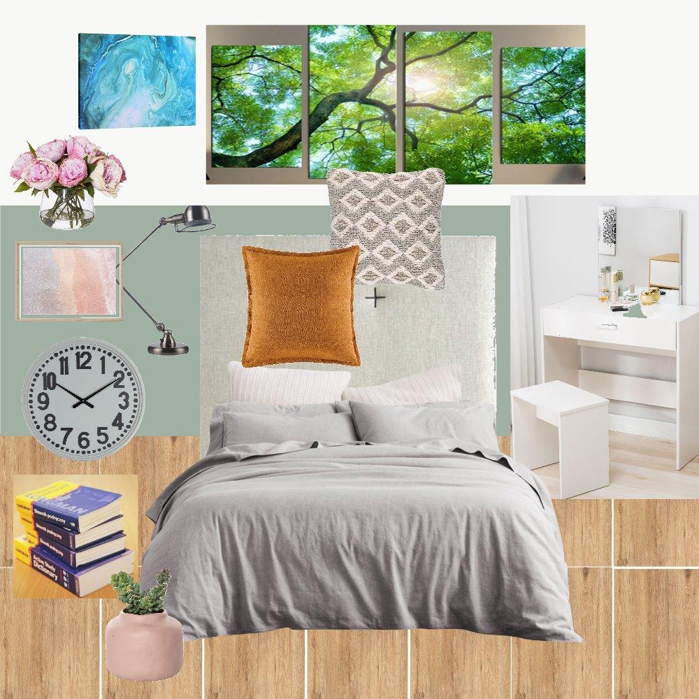 Masterbedroom of my mom Interior Design Mood Board by celesteganabadecor on Style Sourcebook