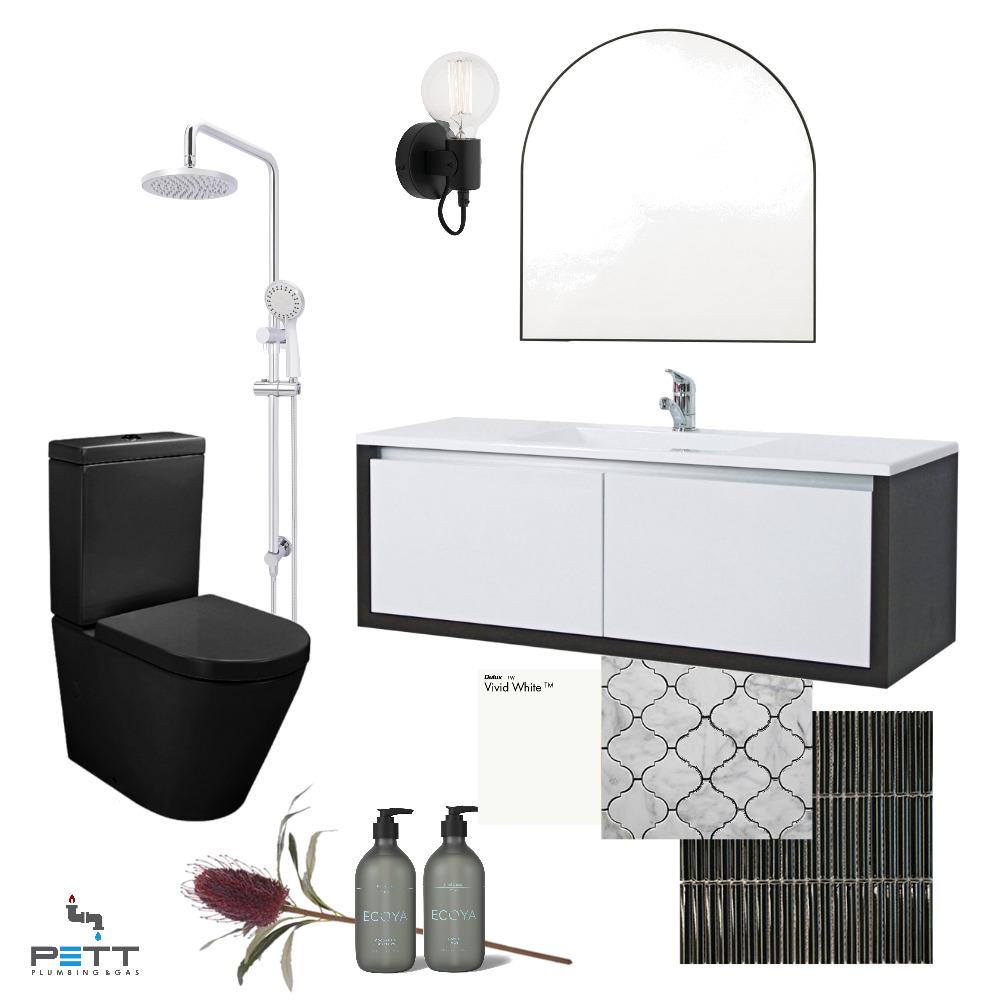 Contemporary Bathroom Design Interior Design Mood Board by BATHE ROOM Bathroom Renovations Adelaide on Style Sourcebook