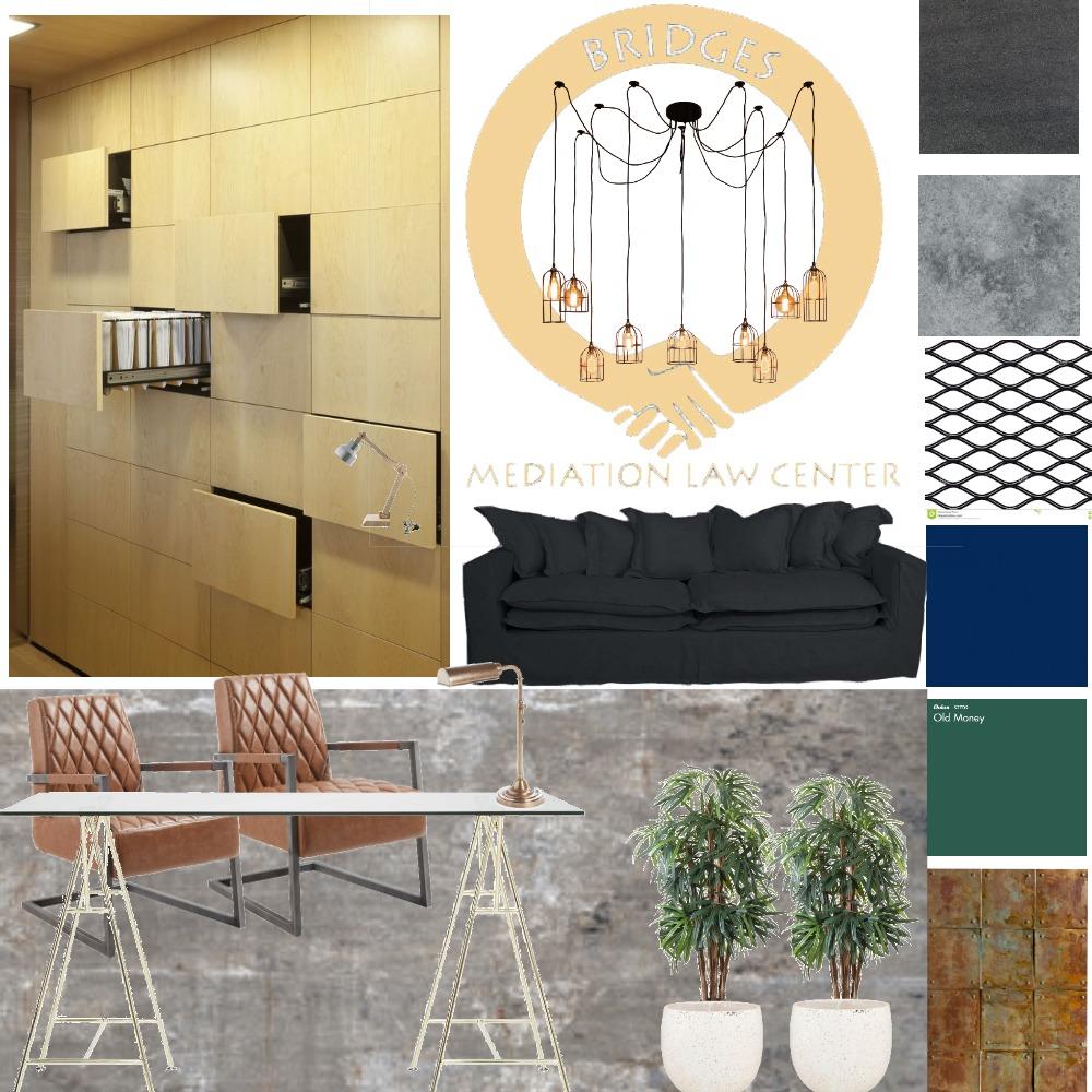 Bridges - Mediation center Interior Design Mood Board by inbalush on Style Sourcebook