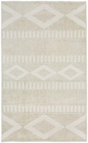 Shaka Ivory Tribal Flatweave Rug by Miss Amara, a Outdoor Rugs for sale on Style Sourcebook