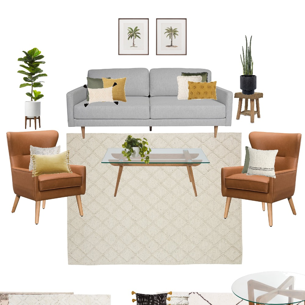 Living room - actual 5 rug 2 Interior Design Mood Board by tahliacawley on Style Sourcebook