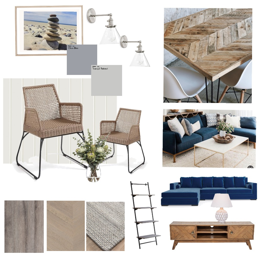 living & dining Hamburg Interior Design Mood Board by Denise Pinot on Style Sourcebook