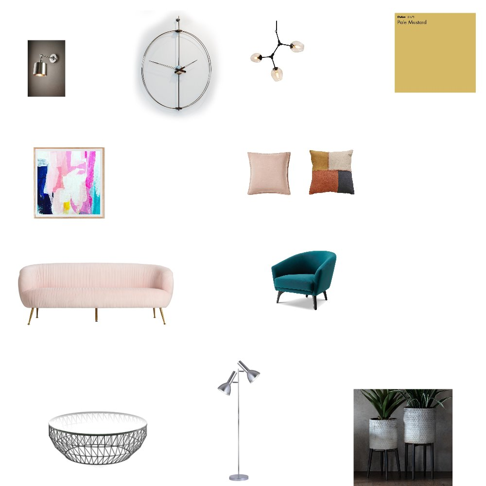 Living Room Interior Design Mood Board by sohi_63@yahoo.com.au on Style Sourcebook