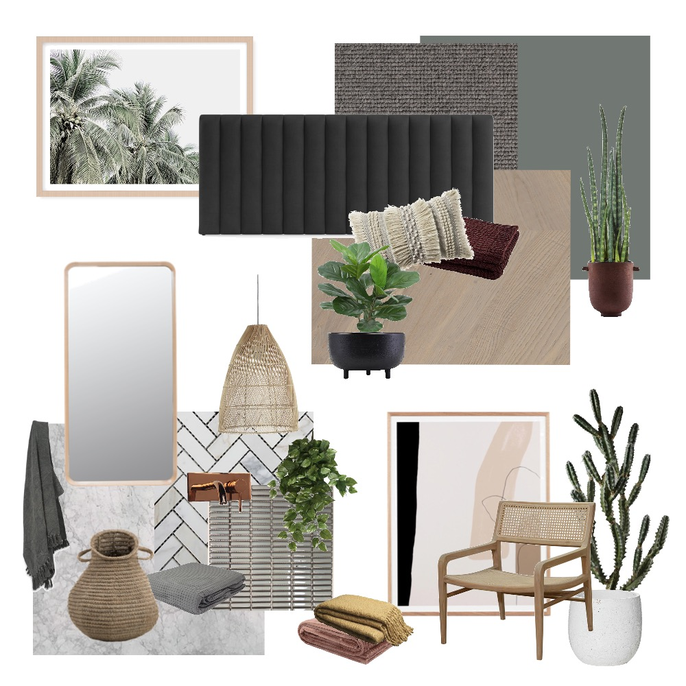 textures + tones Ib Interior Design Mood Board by Melissa Killen on Style Sourcebook