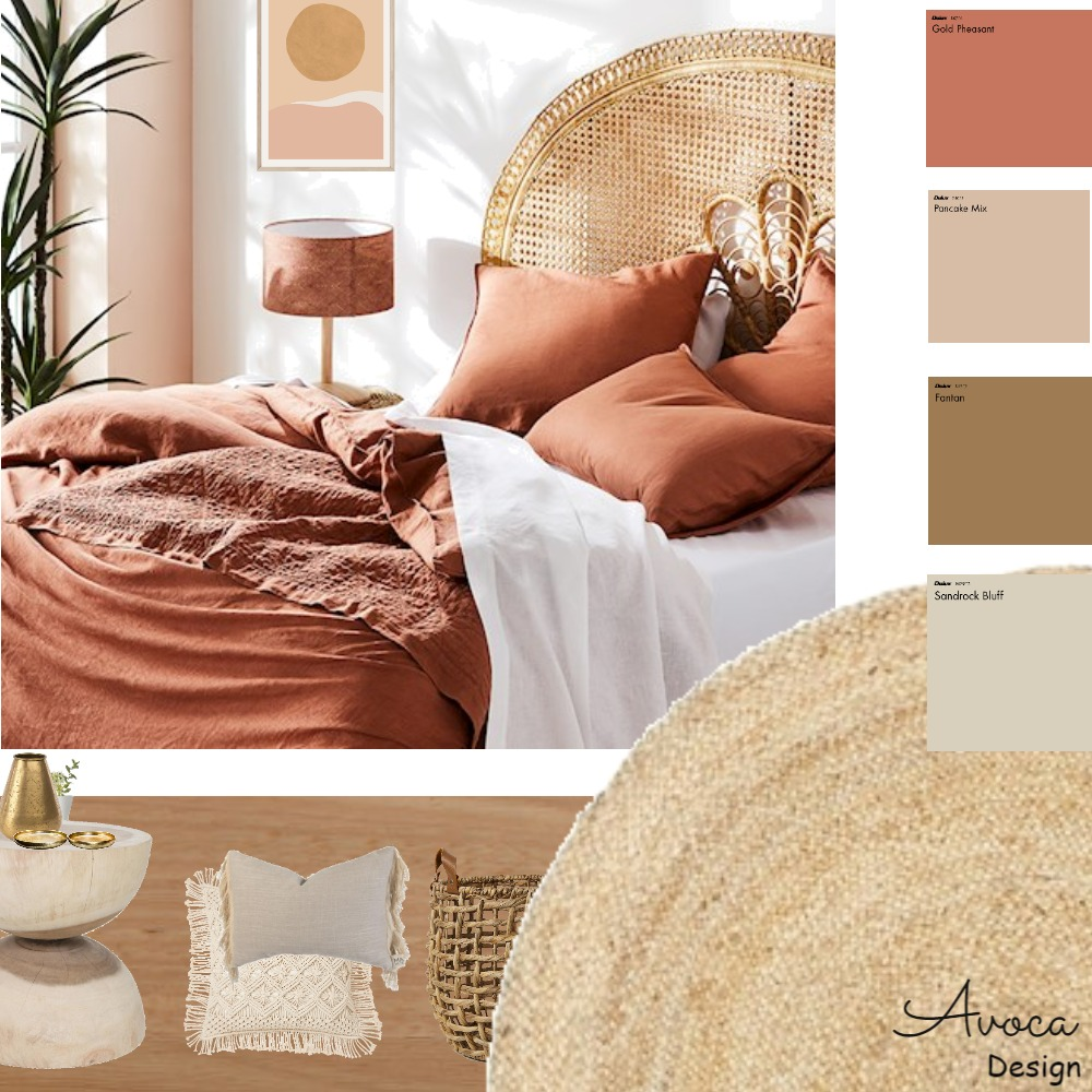 Bedroom Mood Board by Avoca Design on Style Sourcebook
