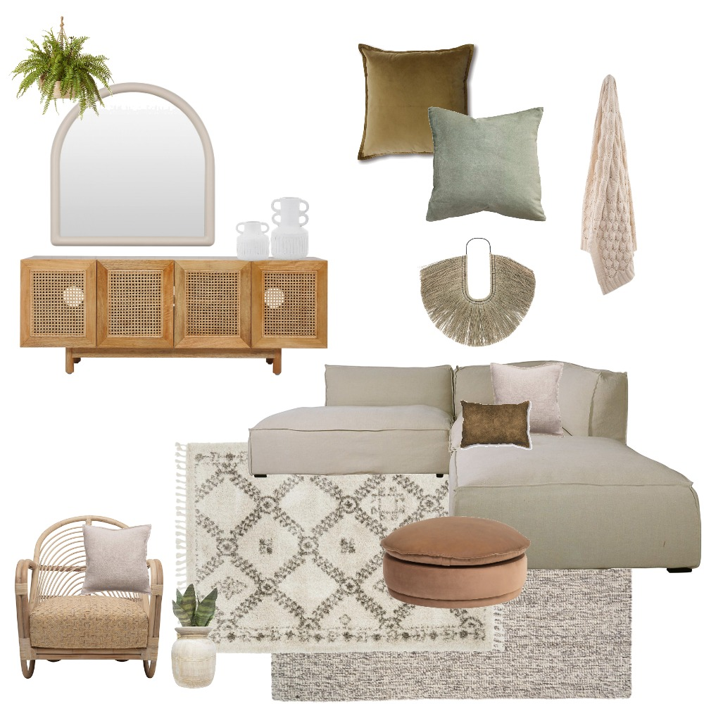 Lounge Interior Design Mood Board by bettina_brent on Style Sourcebook