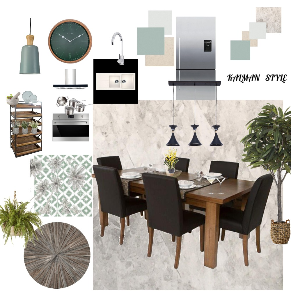 KOYZINA Interior Design Mood Board by ΚΑΛΜΑΝΙΔΟΥ ΔΕΣΠΟΙΝΑ on Style Sourcebook