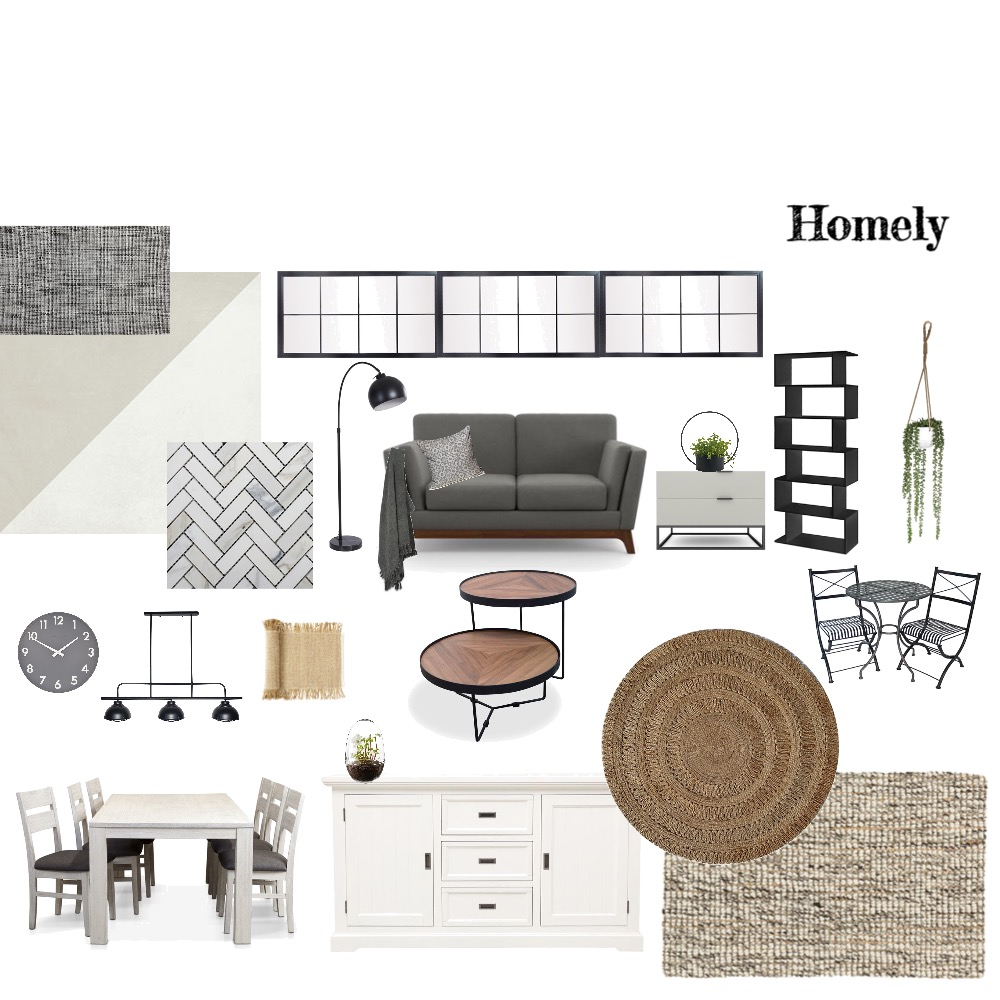 Moodboard sample 2 Interior Design Mood Board by chan Venly on Style Sourcebook