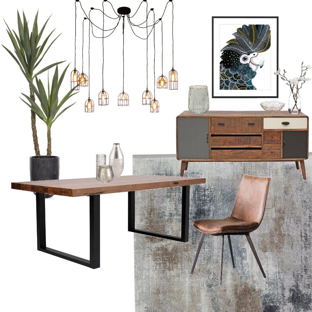 dinning Interior Design Mood Board by Bruna da Rosa on Style Sourcebook