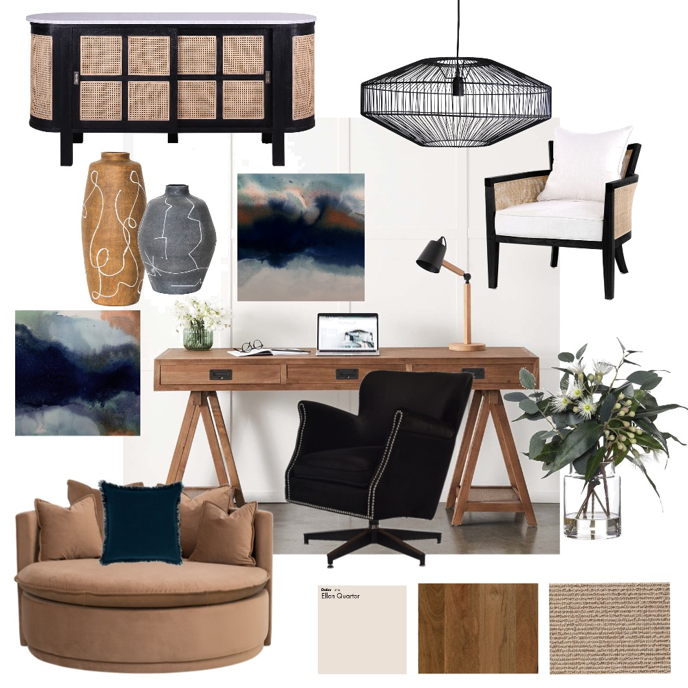 office Interior Design Mood Board by Flawless Interiors Melbourne on Style Sourcebook
