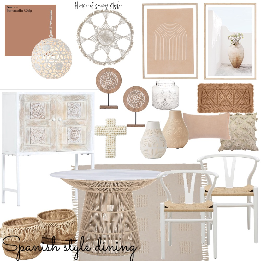 Spanish abode Interior Design Mood Board by houseofsavvystyling on Style Sourcebook