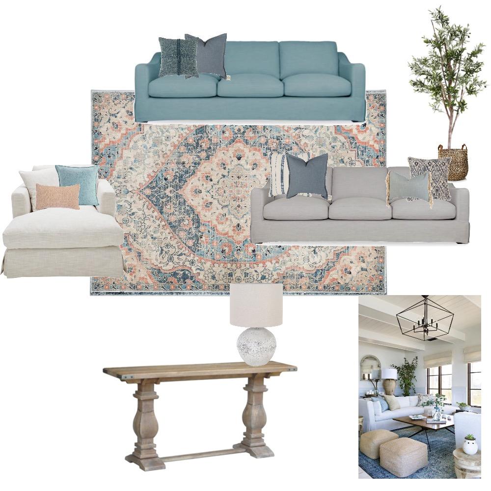 Lauren Sun Room 2 Interior Design Mood Board by LauraRand on Style Sourcebook