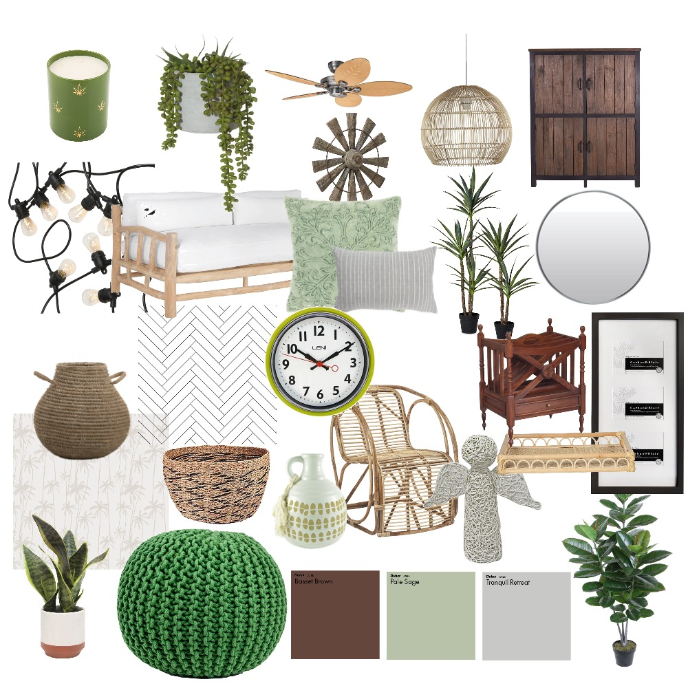 South African living room Interior Design Mood Board by mzalewska18 on Style Sourcebook