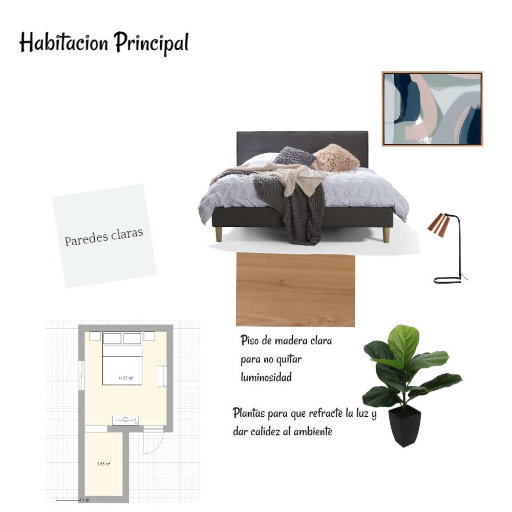 Habitacion principal Interior Design Mood Board by Mara Saravia on Style Sourcebook