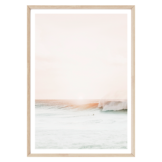 Surfing Sunset II by Boho Art & Styling, a Prints for sale on Style Sourcebook