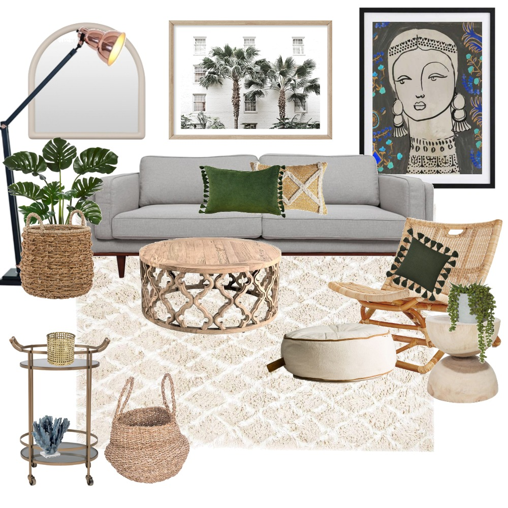 Living - relaxed upstairs Interior Design Mood Board by stephl20@hotmail.com on Style Sourcebook