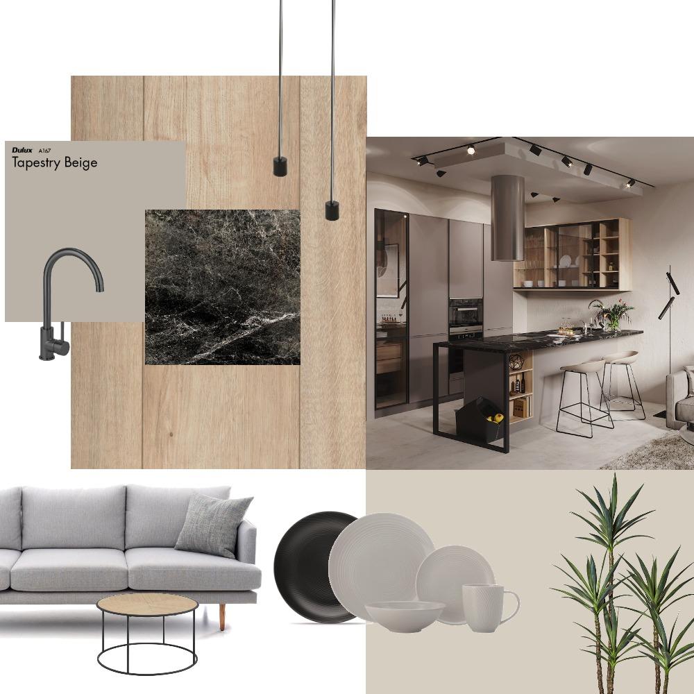 "Kitchen ""Alba"" Interior Design Mood Board by Olga_prokuhni on Style Sourcebook"
