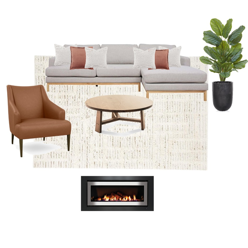 Living Room Interior Design Mood Board by BiancaChase on Style Sourcebook