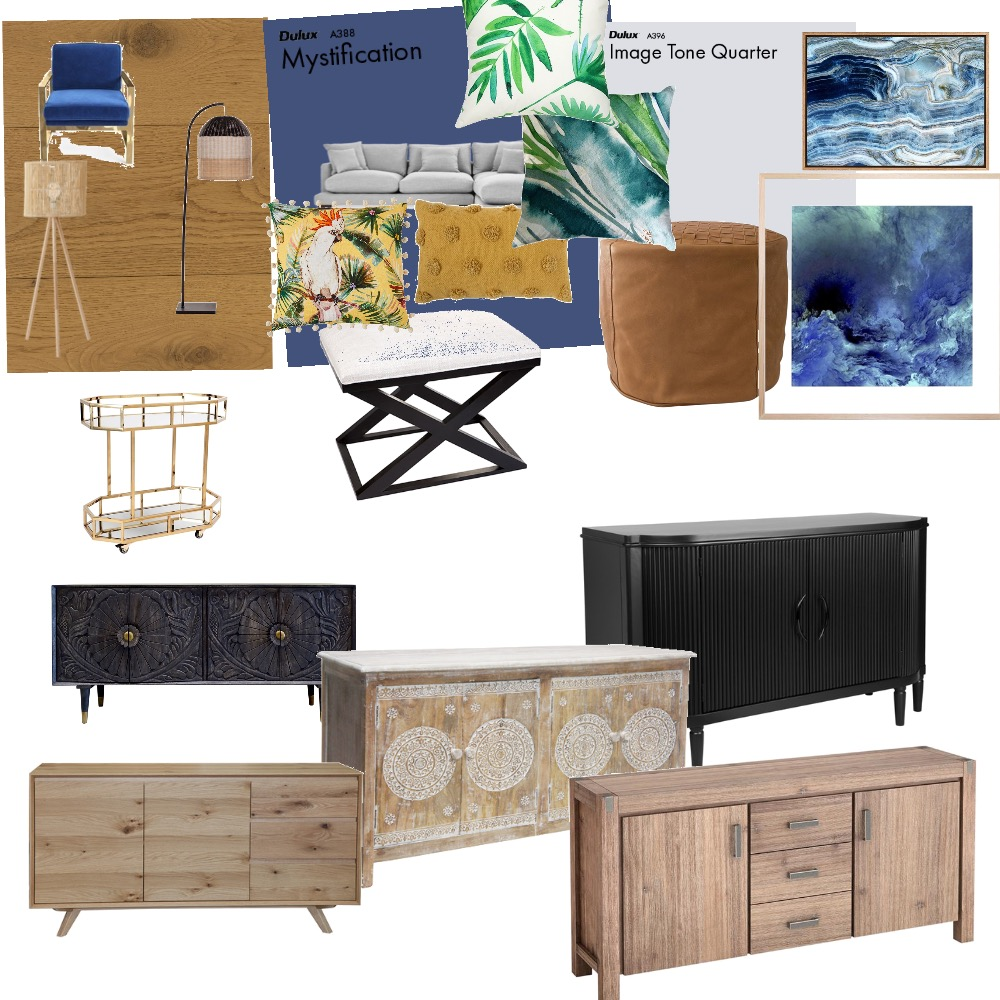 Living Interior Design Mood Board by Trina on Style Sourcebook