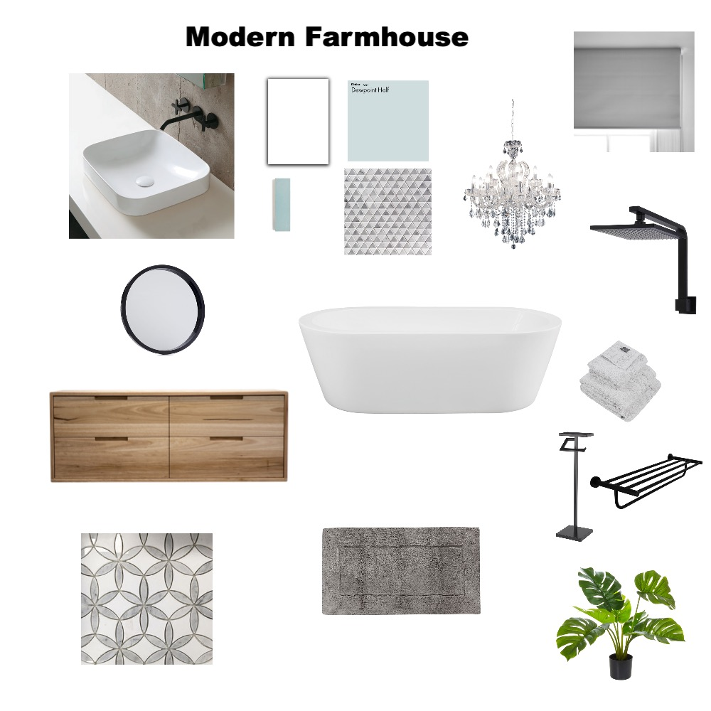 modern farmhouse Interior Design Mood Board by janet.hope on Style Sourcebook
