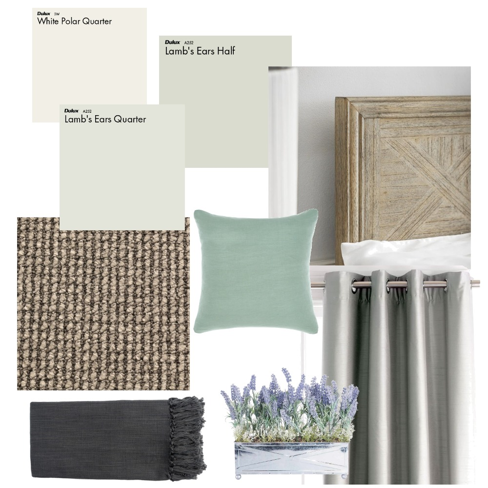 Master Bedroom Interior Design Mood Board by carbery4 on Style Sourcebook