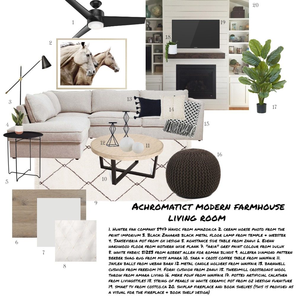 assignment 9 living room Interior Design Mood Board by Jojo_designs on Style Sourcebook