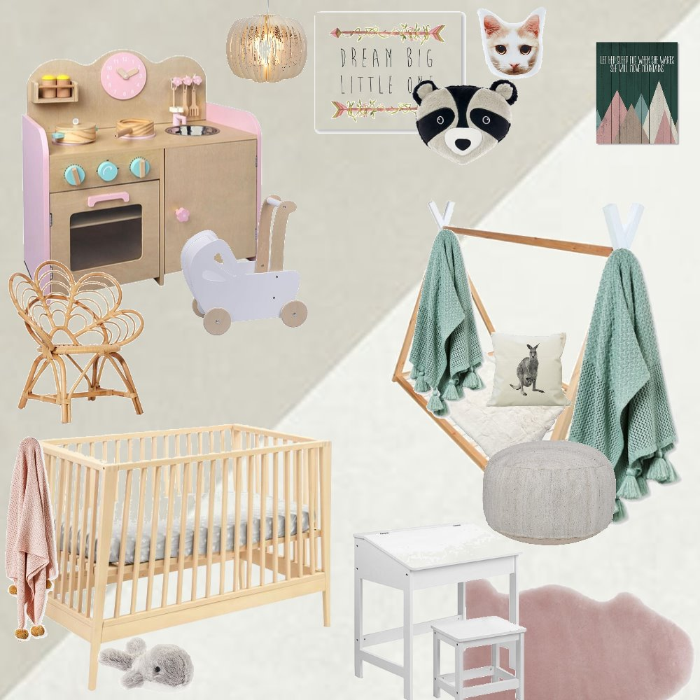 MOODBOARD ENFANT Interior Design Mood Board by cassandreadco on Style Sourcebook