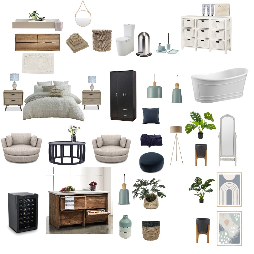 hotel Interior Design Mood Board by lepapou on Style Sourcebook