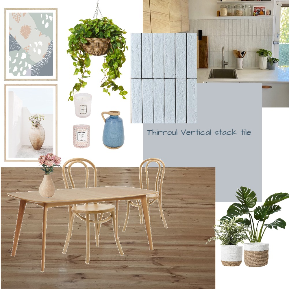 Andrew and Tess Kitchen #2 Interior Design Mood Board by Rhea Panizon Interiors on Style Sourcebook