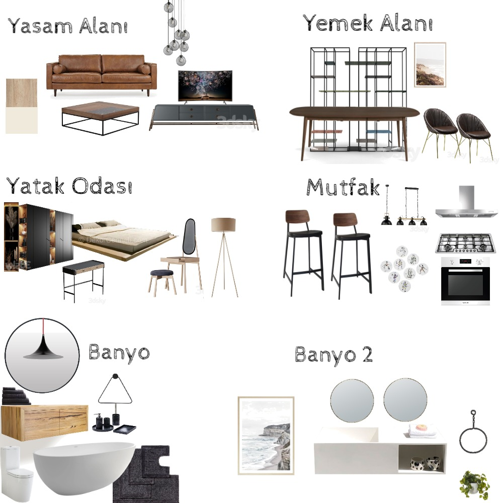 HÜM Interior Design Mood Board by humeyrauyarr on Style Sourcebook