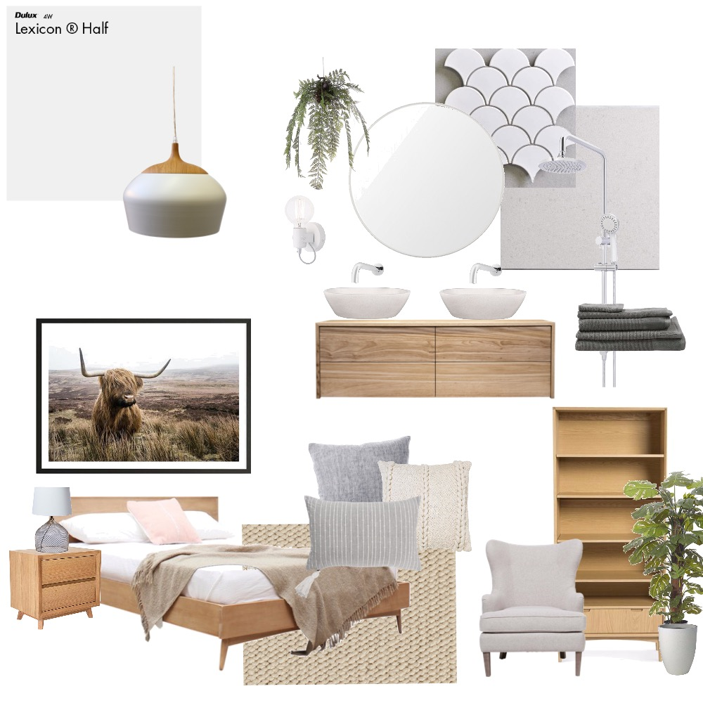 Downstairs Interior Design Mood Board by georgia_allen on Style Sourcebook