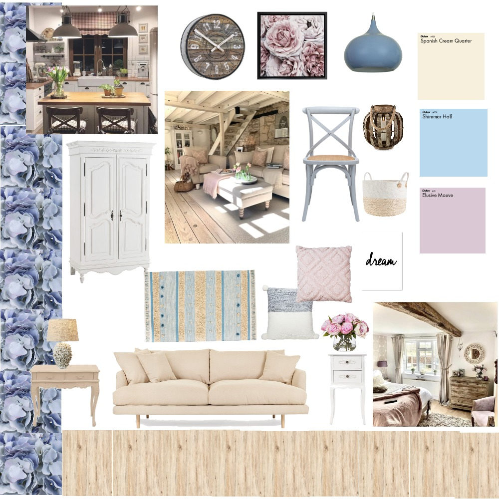 French provincial style Interior Design Mood Board by mrs.domi on Style Sourcebook