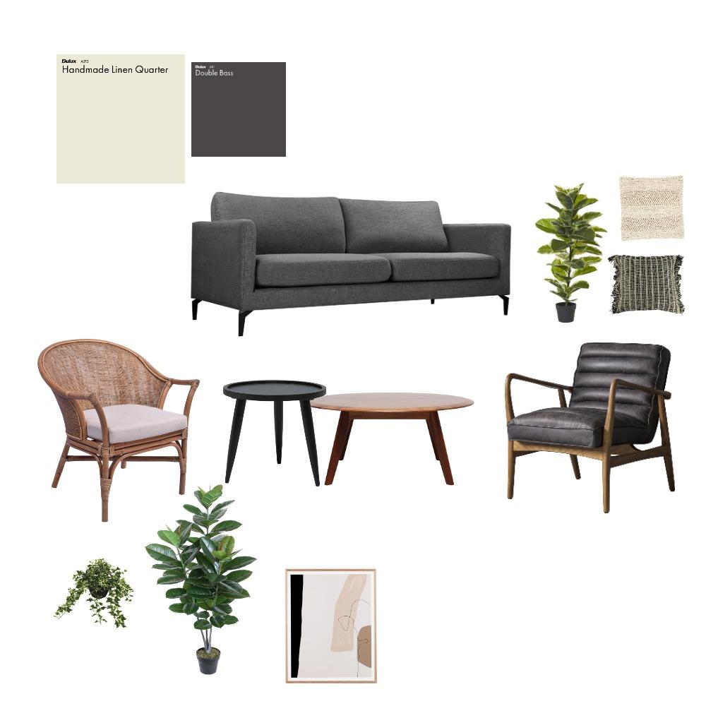 סלון Interior Design Mood Board by hanch on Style Sourcebook