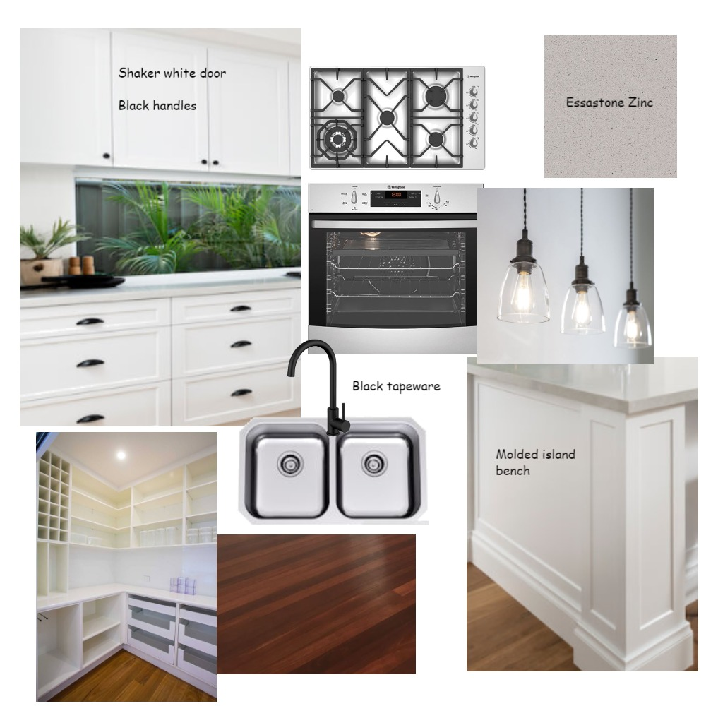 Kitchen Interior Design Mood Board by KLS on Style Sourcebook