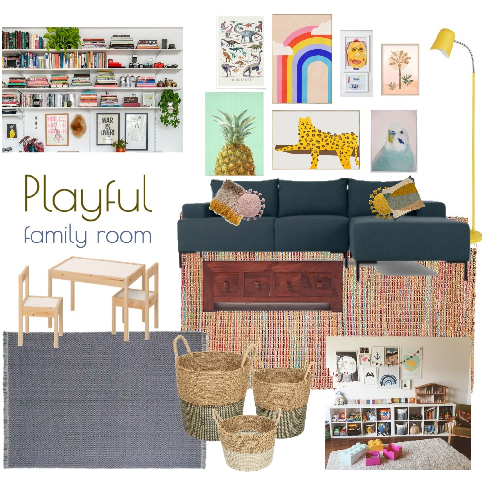 vicky playroom Interior Design Mood Board by jessicafrancis on Style Sourcebook