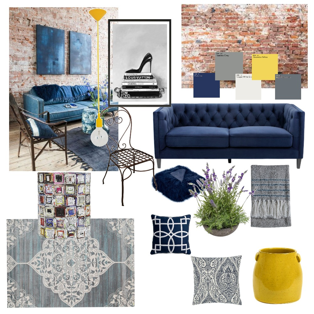 Yuppie suburban chic Interior Design Mood Board by jeandremcintyre@gmail.com on Style Sourcebook
