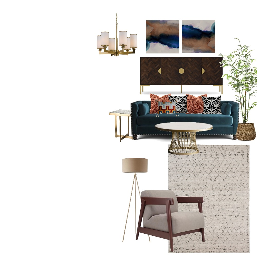 Transitional Style Interior Design Mood Board by AG Interiors on Style Sourcebook