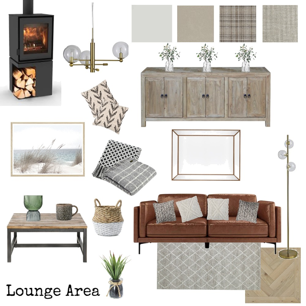 Lounge Area - Draft 3 Interior Design Mood Board by Jacko1979 on Style Sourcebook