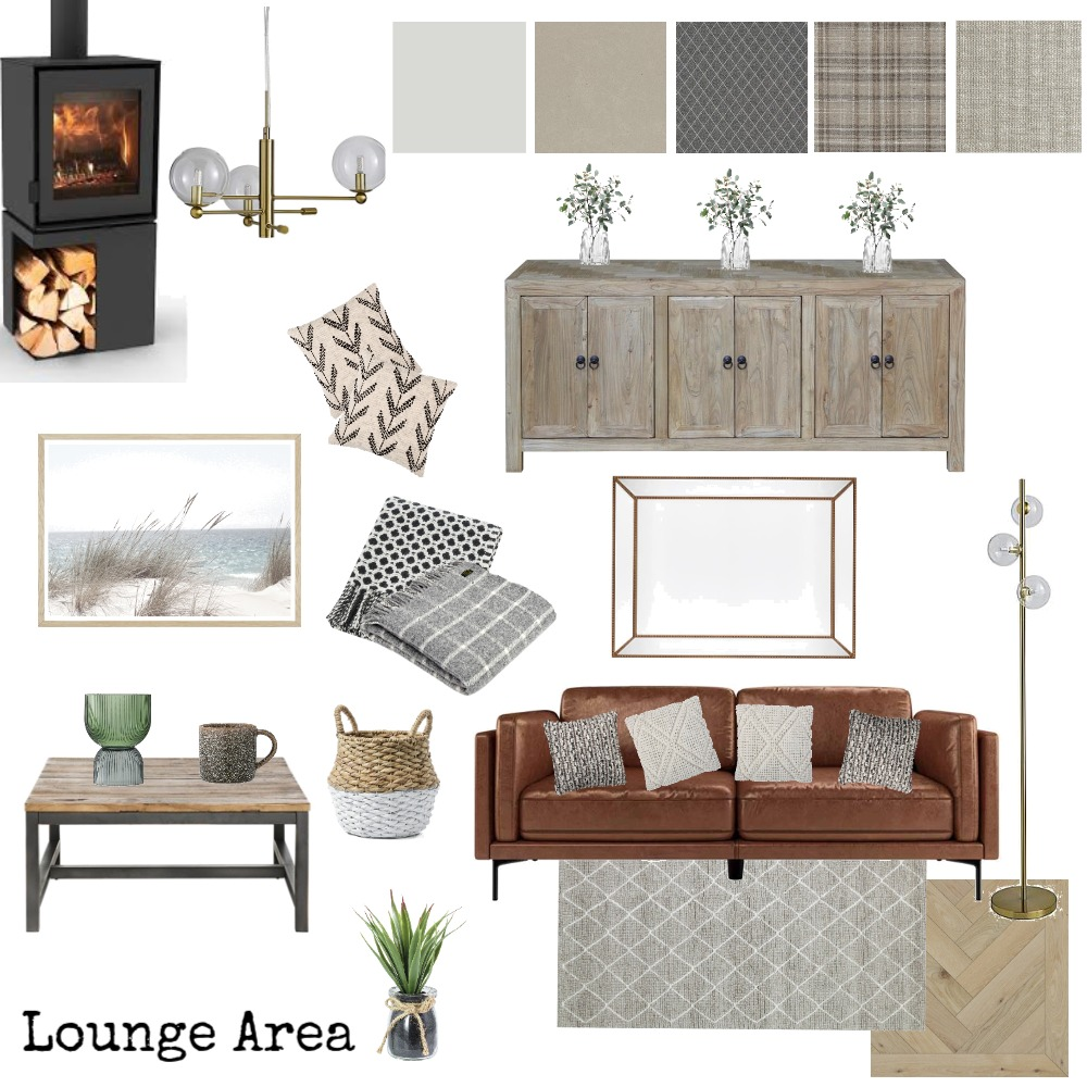 Lounge Area - Draft 4 Interior Design Mood Board by Jacko1979 on Style Sourcebook